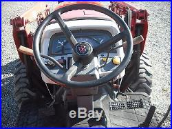 2006 Massey Ferguson 1533 Tractor with 1525 Loader