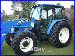 2006 NEW HOLLAND TL100A