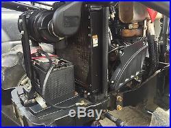 2007 Case JX1060C Tractor Loader 4x4