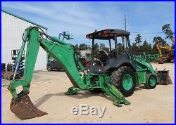 2007 John Deere 310G Backhoe Wheel Loader Tractor 86 Bucket Diesel bidadoo