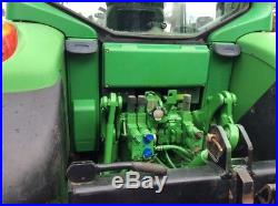 2007 John Deere 6430 Premium Compact & Utility Tractors