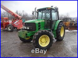 2007 John Deere 6430 Tractor 1800 ORIGINAL HOURS MINT! JD Diesel