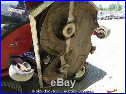 2007 Toro 4000D 4x4 Grounds Golf Course Field Mower Kubota Diesel Heated AC Cab