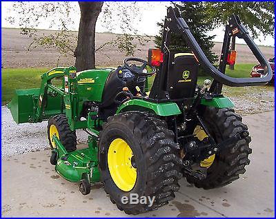 2008 John Deere 2520 Compact Tractor