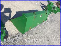 2008 John Deere 5075E 4WD Tractors