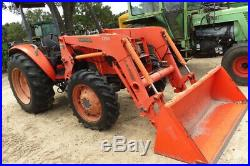 2008 Kubota M7040 4x4 Utility Tractor with Loader Coming Soon