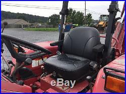 2008 Mahindra 4530 Tractor Loader Backhoe