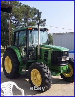 2009 John Deere 6430 4x4 Tractor