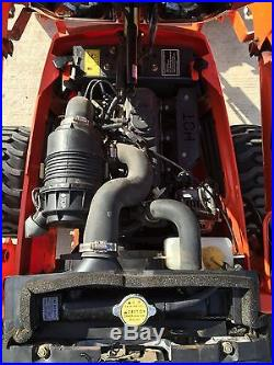 2009 Kubota 2660BX 4WD 167hrs