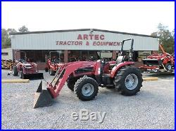 2010 Mahindra 5035 Tractor & Loader! 4x4 Only 1006 Hours