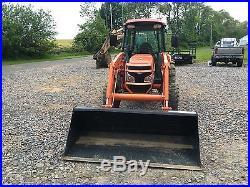 2010 kubota L4240 Tractor, cab, heat/ac. Loader 984 hours