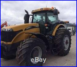 2011 Agco Challenger MT675D Tractor 320hp CAT Diesel CVT Transmission MICHIGAN