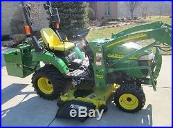 2011 John Deere 2305 4x4 Tractor