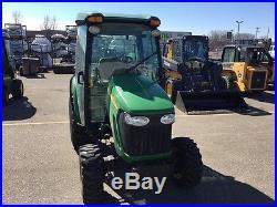2011 John Deere 3520 Utility Tractors