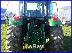 2011 John Deere 5095M Tractor 95hp John Deere 12 Speed 4WD