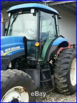 2012 New Holland TS6.110