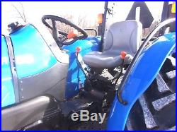 2012 New Holland Workmaster 55 Tractor-Low Hrs-Delivery @ $1.85 per loaded mile