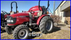 2012 case ih 40b compact tractor