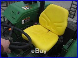 2013 John Deere 5075E 4WD Tractors