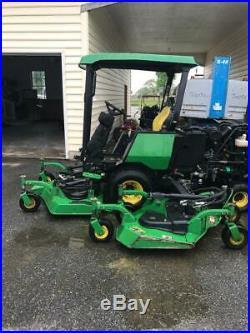 2013 John Deere Wide Area Lawnmower 1600 TII Turbo