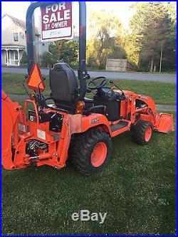 2013 Kubota Bx 25 D Mowers Amp Tractors