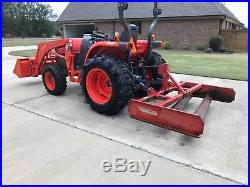 2013 Kubota L3540HST used compact tractor Great condition 100 hours