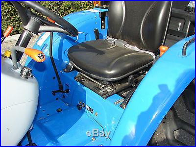 2013 New Holland Workmaster 40 4WD