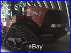 2014 Case IH 500 Quad Track Tractor