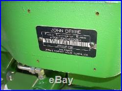 2014 JOHN DEERE 6115 CAB+LOADER+4X4 WITH 128HOURS- STILL UNDER WARRANTY