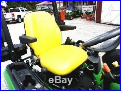 2014 John Deere 1025R with 54 Mower Deck & Loader -Shipping $1.85 Mile