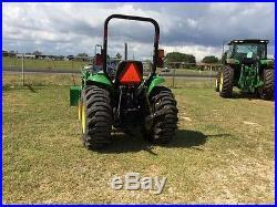 2014 John Deere 3038E Utility Tractors
