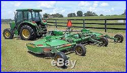 batwing mowers tractors