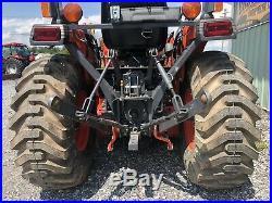 2014 Kubota B3350 Hst 4x4 Compact Tractor 500 Hours Mower Cheap Shipping
