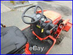 2014 Kubota BX25D LB Compact Tractor Loader Backhoe Farm Tractor 4x4 4wd