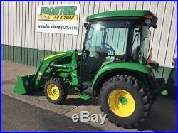 2015 John Deere 3039R MFWD Tractors