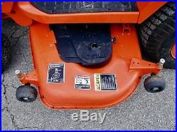 2015 Kubota Bx2670 4x4 Only 234 Hours! Nationwide Shipping Available