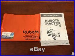 2015 Kubota L3901 D 4x4