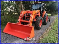 2015 Kubota M9960 Loader Tractor Cab A/C RADIO IMMACULATE MACHINE 100 HP PRE DEF