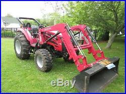 2015 Mahindra 2555 HST Tractor Loader
