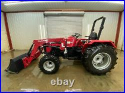 2015 Mahindra 4540 Orops Tractor With 4x4