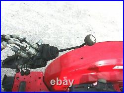 2015 Massey Ferguson 1734E 4x4 Loader 194 Hrs- FREE 1000 MILE DELIVERY FROM KY