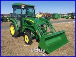 2016 John Deere 3046R MFWD Tractors