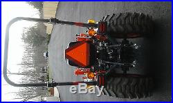 2016 Kubota B2320 4WD Tractor With LA 304 Loader