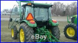 2017 John Deere 5075E Tractors