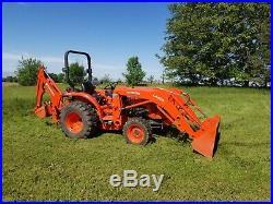 l3901 | Mowers & Tractors