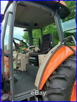 2017 Kubota M7060 Loader Tractor, Comes With Your Choice Of Front Attachment
