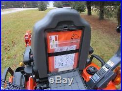 2018 Kubota BX23S 4x4 backhoe, loader, Warranty Through 08/17/24