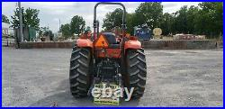 2018 Kubota M7060D Loader Tractor Only 102 Hours! Remaining Warranty