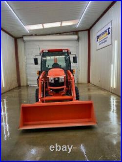 2019 Kubota L4060 Hst Cab Tractor Loader