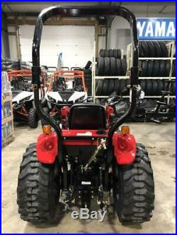 2019 TYM T264 HST 4x4 Hydrostatic Tractor With Loader 6 Year Warranty